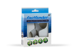 Fastfender 32 White - packing unit for boat fender hangers